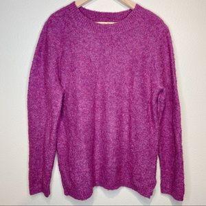 Sonoma Cozy Fuzzy Sweater | XL